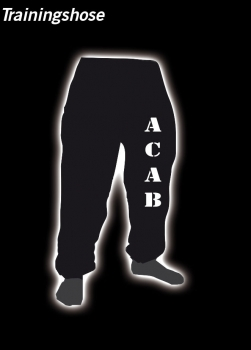 Trainingshose ACAB