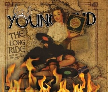 YOUNGLAND - THE LONG RIDE + LIVE - DIGIPACK