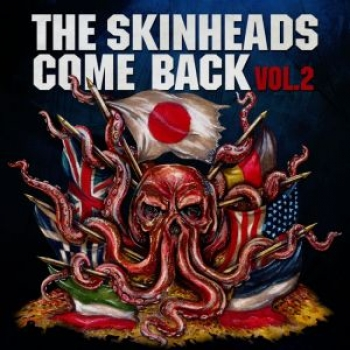 SKINHEADS COME BACK VOL.2 - SAMPLER