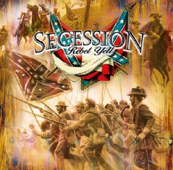 SECESSION - REBEL YELL - EP + CD