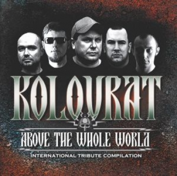 INTERNATIONAL TRIBUTE TO KOLOVRAT - SAMPLER - 3ER CD DIGIPAK