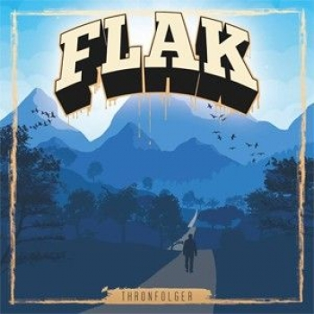 FLAK - THRONFOLGER - DIGIPAK