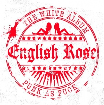 ENGLISH ROSE - THE WHITE ALBUM - LP Schwarz