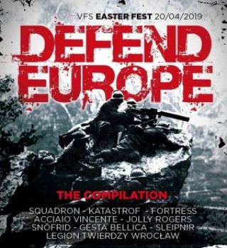 -Defend Europe 2019- Live CD
