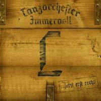 TANZORCHESTER IMMERVOLL - PICTURE-LP