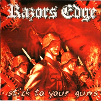 Razors Edge- Stick to your guns