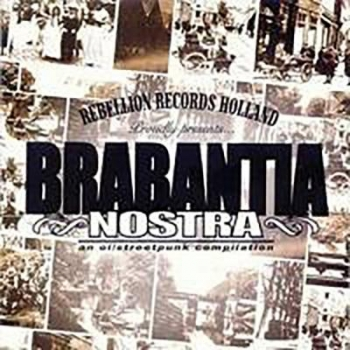 Sampler - Brabantia Nostra, CD
