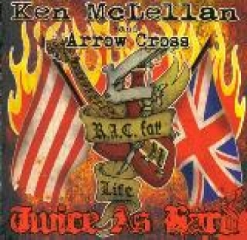 Ken Mclellan and Arrow Cross - Twice as hard-Gratis ab 38,88€ Warenwert