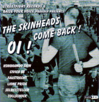 The Skinheads come back