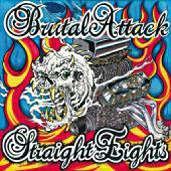 Brutal Attack - Straight Eights, 30 Years of Rock'n'Roll