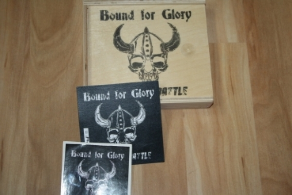 Bound for Glory-The Final battle Holzbox