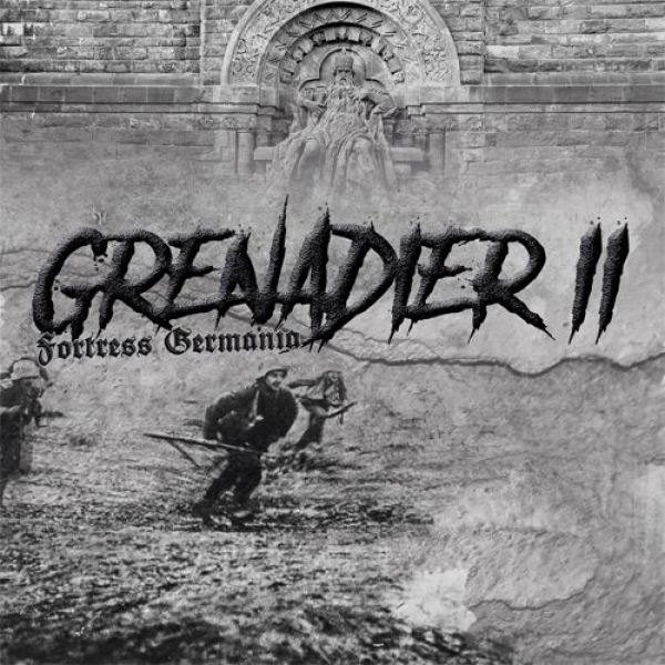GRENADIER - FORTRESS GERMANIA - LP