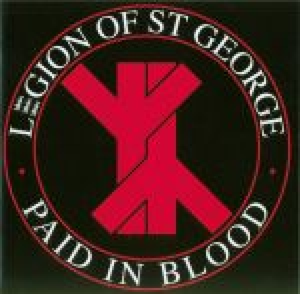 LEGION OF ST.GEORGE - OBEDIENT UNTO DEATH